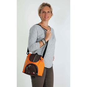 Grüezi-Bag Kultursackerl Hygienialaukku, orange